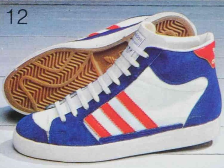 Super Skate – adidas invest a lot of money in skateboarding these days but  that wasn't always the case. Super Skate is one of two models produced by  adidas ...